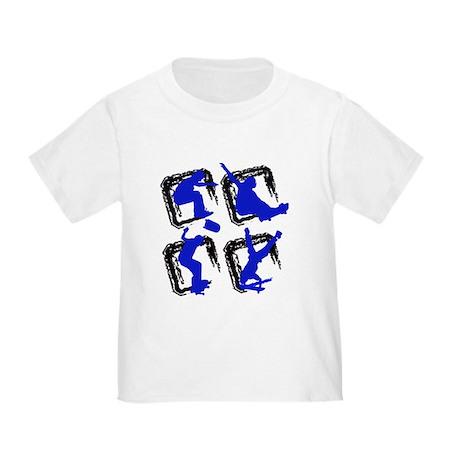 skateboard tricks T-Shirt