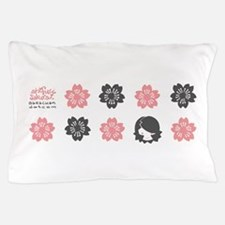 Blossoming Pillow Case