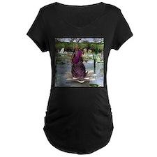 Lakshmi Maternity T-Shirt