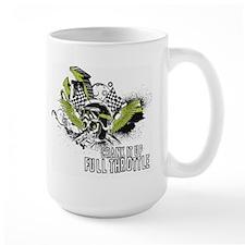 Full Throttle - Khaki Mugs
