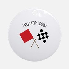 Need For Speed Ornament (Round)