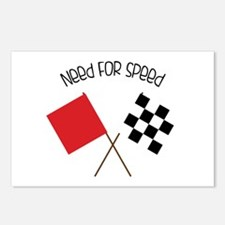 Need For Speed Postcards (Package of 8)