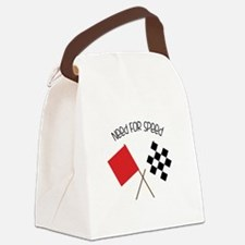 Need For Speed Canvas Lunch Bag