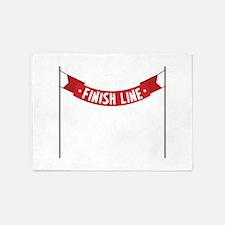 * FINISH LINE* 5'x7'Area Rug