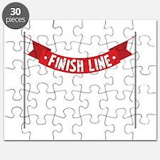 * FINISH LINE* Puzzle
