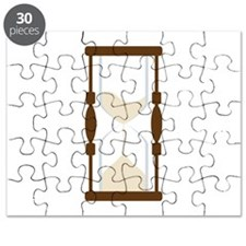 Hourglass Sand Timer Puzzle