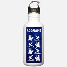 GYMNAST POWER Sports Water Bottle