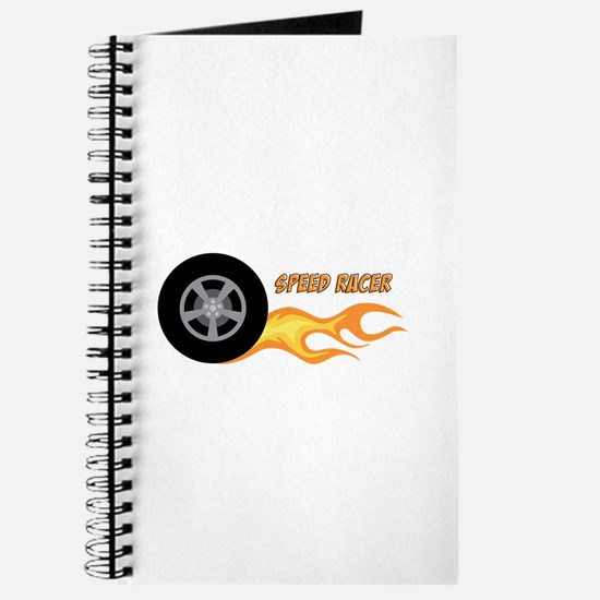 SPEED RACER Journal