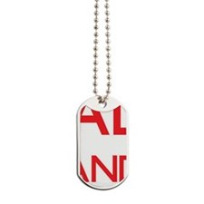Keep Calm and trust your Technician Dog Tags