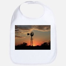 Unique Windmills Bib