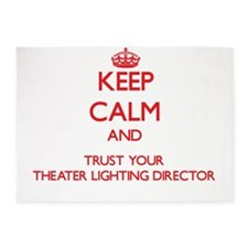 Keep Calm and trust your Theater Lighting Director