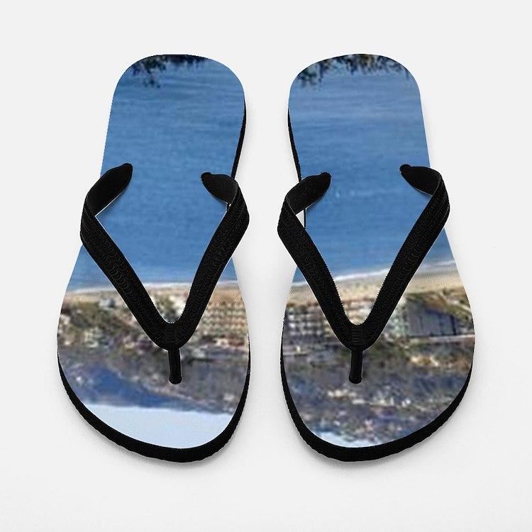 Laguna beach,california Flip Flops