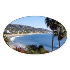 Laguna beach,california Decal