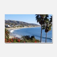 Laguna beach,california Car Magnet 20 x 12