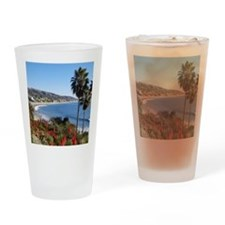 Laguna beach,california Drinking Glass
