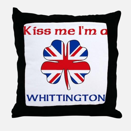 Whittington Family Throw Pillow
