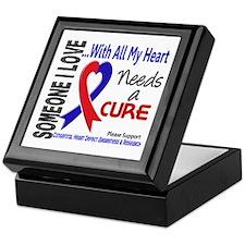 CHD Needs a Cure 3 Keepsake Box