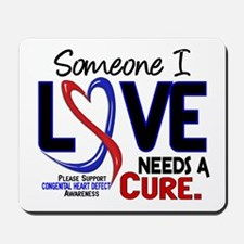 CHD Needs a Cure 2 Mousepad