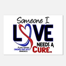 CHD Needs a Cure 2 Postcards (Package of 8)