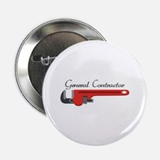 """General Contractor 2.25"""" Button"""