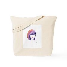 Sunset Diva Tote Bag