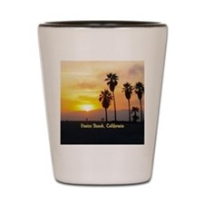 Personalized Venice Beach California Su Shot Glass