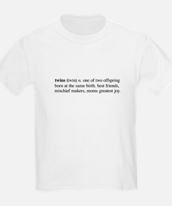 Twin Definition - T-Shirt