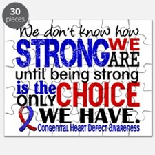 CHD How Strong We Are Puzzle