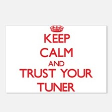 Keep Calm and trust your Tuner Postcards (Package