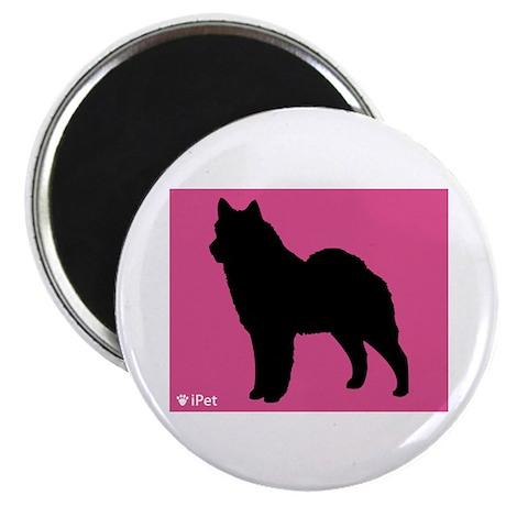 """Lapphund iPet 2.25"""" Magnet (10 pack)"""
