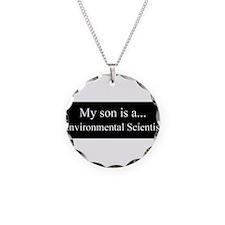 Son - Environmental Scientist Necklace