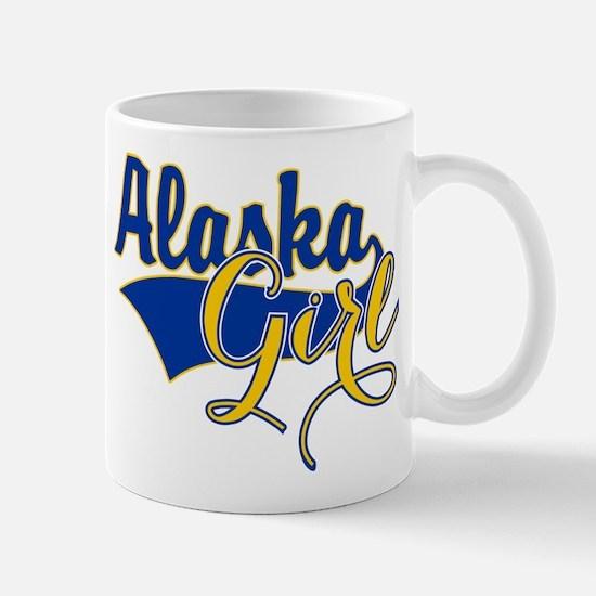 Alaska Girl Mug