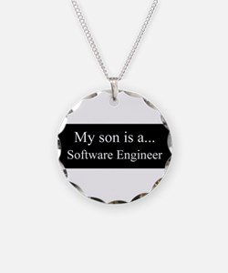 Son - Software Engineer Necklace
