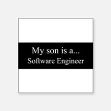 Son - Software Engineer Sticker