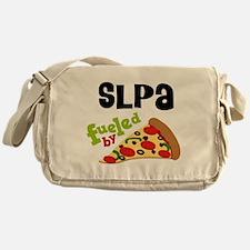 SLPA Fueled By Pizza Messenger Bag