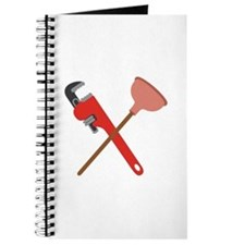 Pipe Wrench Toilet Plunger Journal