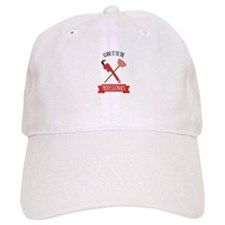 LEAVE IT TO THE PROFESSIONALS Baseball Baseball Cap