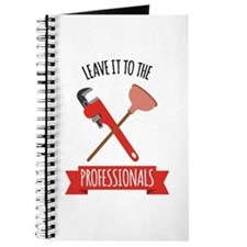 LEAVE IT TO THE PROFESSIONALS Journal