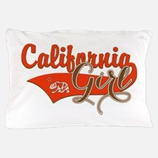 California Girl Pillow Case