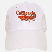 California Girl Baseball Baseball Cap