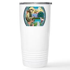 St Francis/Am Eskimo #3 Travel Mug