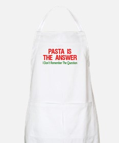 Pasta Is The Answer Apron