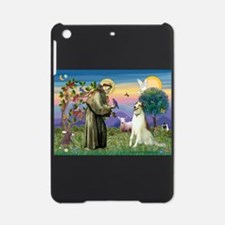 St Francis & Borzoi iPad Mini Case