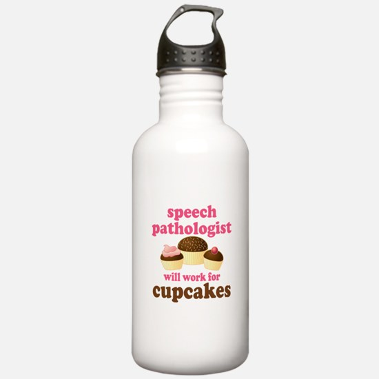 Speech Pathologist Water Bottle