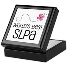 World's Best SLPA Keepsake Box