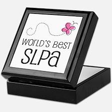 World's Best SLPA Keepsake Box