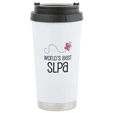World's Best SLPA Travel Coffee Mug