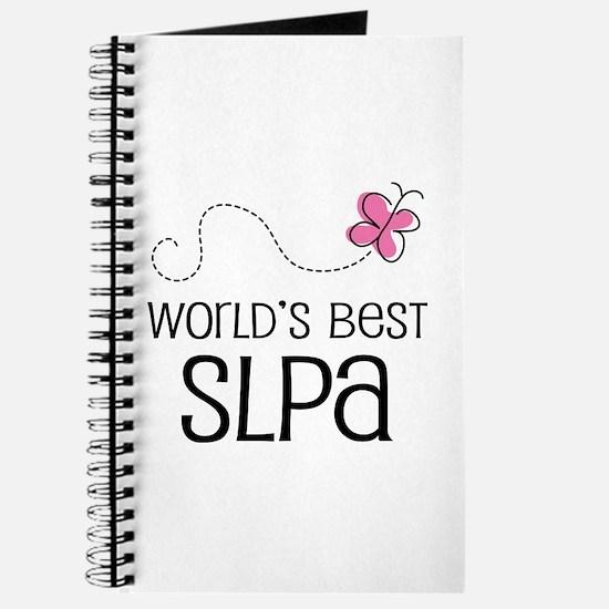 World's Best SLPA Journal