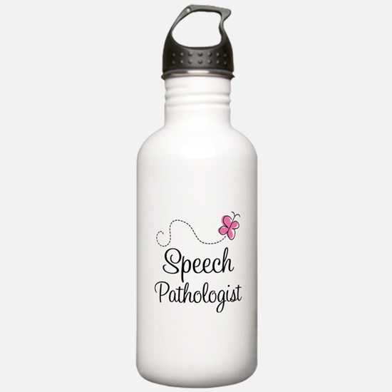 Speech Pathologist but Water Bottle