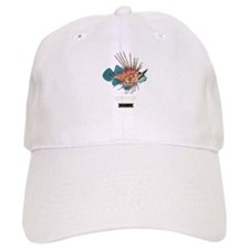 Cute Zebra fish Baseball Cap